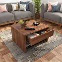 Modern Wooden Living Room Center Table, For Home