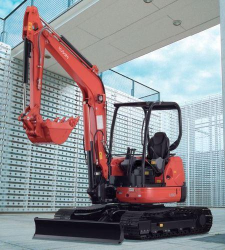 Kubota Mini Excavator - Mini Poclain OEM Manufacturer from