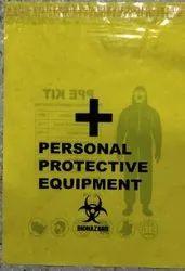 PPE Kit packing bag