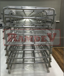 SS Basket Type Cable Tray