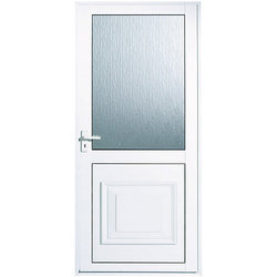 Aluminum Single Door, Size/dimension: 6x2 Feet