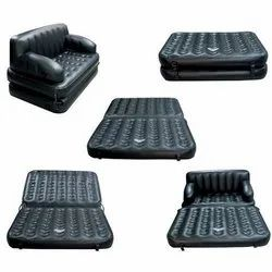 5 in 1 Air Sofa Cum Bed