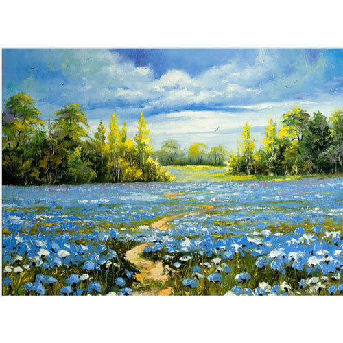 Acrylic Landscape Painting at Rs 9500 /piece | Chennai ...