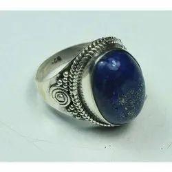 Lazuli Silver Rings