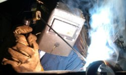 Arc Welding Services, for Commercial