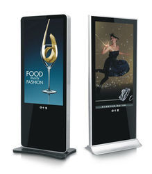 Touch Screen Floor Stand Kiosk