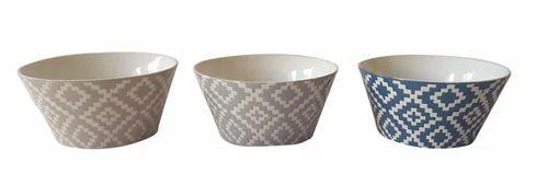 Botle Buhle Stoneware Bowl Set
