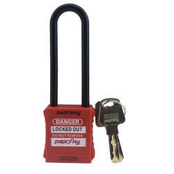 PS-LOTO-PPNR-76 Long Dielectric Padlock