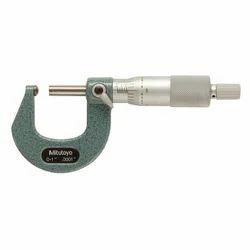 Spherical Face Micrometers-Series 115