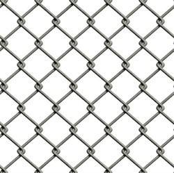 Anodized Galvanized Iron Chain Link Fencing