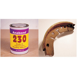 Anabond 230 (Brake Shoe Bonding)  Adhesives