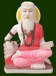Marble Tulsi Das Statue