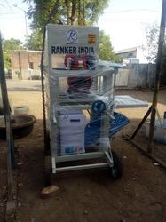 Ranker India Kerb Cutter Machine, Model/Type: RISS1080, Capacity: 05HP