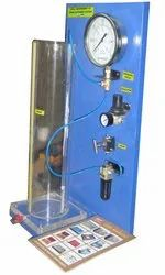 Level Measurement by Using Air Purge System