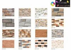 Waterproof Glossy Ceramic Elevation Tiles