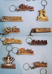 Personalized Keyring Gift