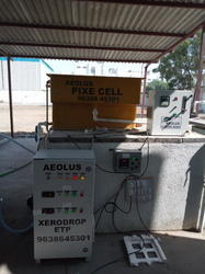 Paint Industry Effluent Treatment by Aeolus