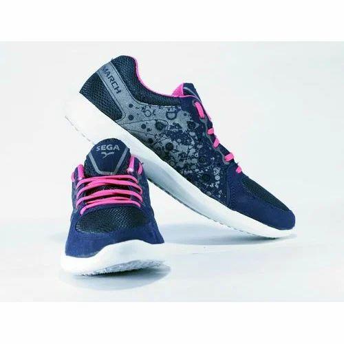 Sega Jogging Ladies Sports Shoes, Rs