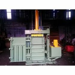 Industrial Twin Rotatable Box Baling Machine