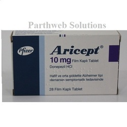Aricept 10mg Tablets