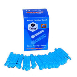 Sterile Pricking Blood Lancets 25 pieces