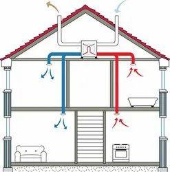 Ventilation System Works