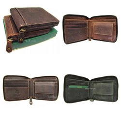 Genuine Leather Wallet hunter