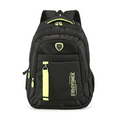 Nylon Black Sports BackPack