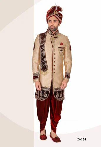 Medium And Xl Indo Western Indian Ethnic Wedding Sherwani Indian Groom V034 Rs 7500 Piece Id 19640097248,Summer Wedding Dresses 2020 Trends