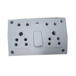 Polycarbonate Electrical Switchboard