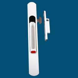 Domal Concealed Aluminum Lock