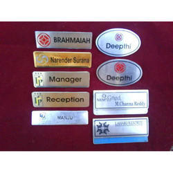 Name Badges Printing Services