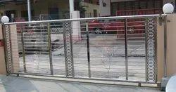 SS Automatic Gate