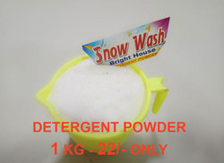 Washing Laundry Powder