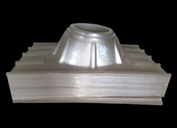 Transparent Polycarbonate Base, Coating Thickness: 2mm, 1.7 Mtr Lea Nth