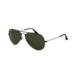 Ray Ban Aviator Black Sunglasses