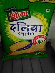 Indian Shilpa And SHILPA Daliya (Thuli), High In Protein