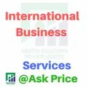 International Business Consultant, In Pan India