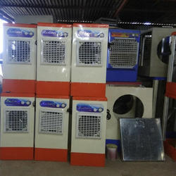 Metal Flat Cooler