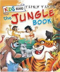 Kids Board Fairy Tales Jungle Book