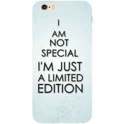 Light Blue And Black Soft TPU Motivational Mobile Back Cover, Packaging Type: Box