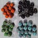 Vintage Italian Millefiori Bead