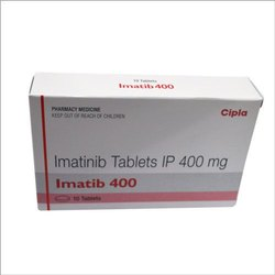 Imatib 400 Mg Imatinib Tablets IP, Prescription, Treatment: For Certain Types Of Cancer