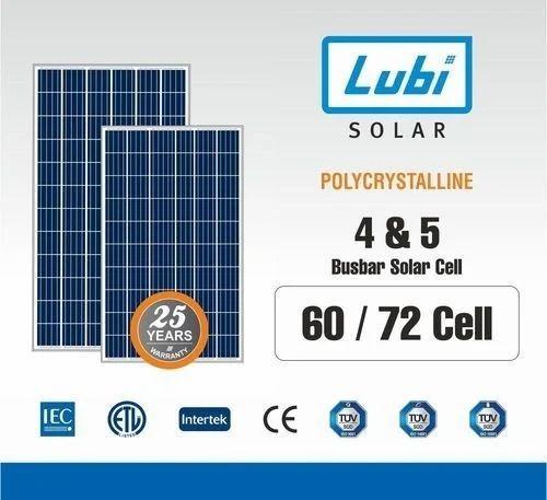 Lubi Electronics Ahmedabad Manufacturer Of Solar Power