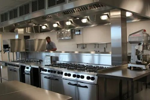 Commercial Kitchen Designers, Number of Projects Completed : Above 1000