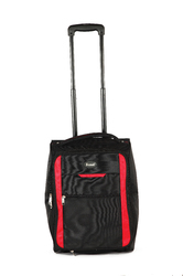 Red And Black  Trolley Bag
