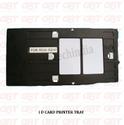 I D Card Printer Tray