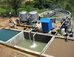 Textile Waste Water Treatment System