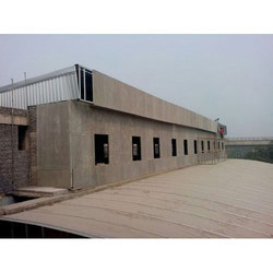 Bison Roof Panel