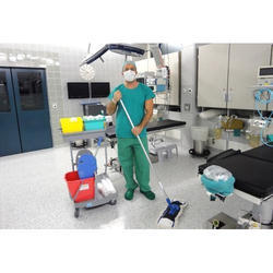 Hospital Housekeeping Services in Pune